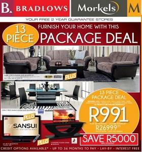 Bradlows Furniture Catalogue specials