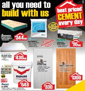 Builders Warehouse Savings 15 March 3 March 2016