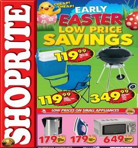 Shoprite Easter Savings 7 March 13 March 2016 Polar