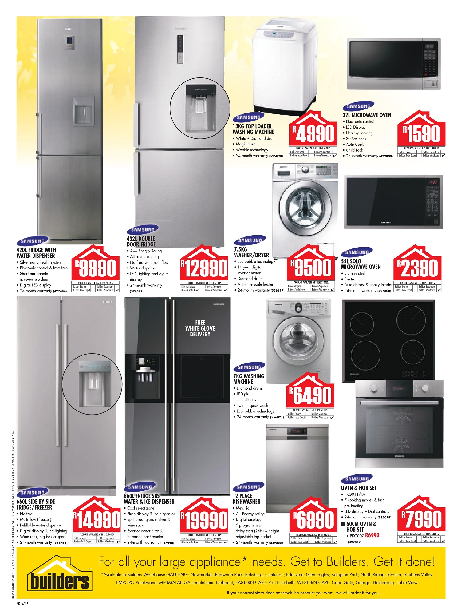 Builders Warehouse Catalogue May June