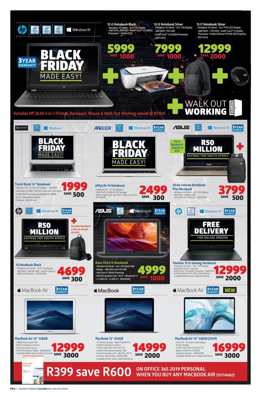 Incredible Connection Black Friday Deals 2020
